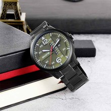 Fashion Creative Mens Watch Casual Relogio Masculino Sports Watches Calendar Quartz Wristwatches Free Shipping Sale