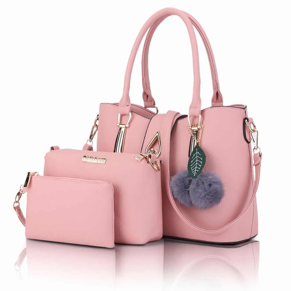 fef5e6809cfb ... Солнечный магазин 2017 новые кожаные сумки женские известные брендовые  сумки через плечо дизайнерские сумки высокого качества ...