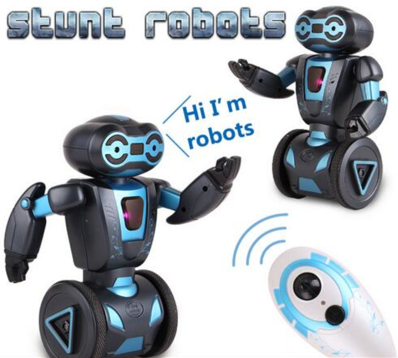 educational toy robot Intelligent RC Dance Music Robot HG-702AB Electric remote control Toy Remote Control balance Robot kid gif large size smart remote control robot rc robot kids rc animal toys intelligent dance