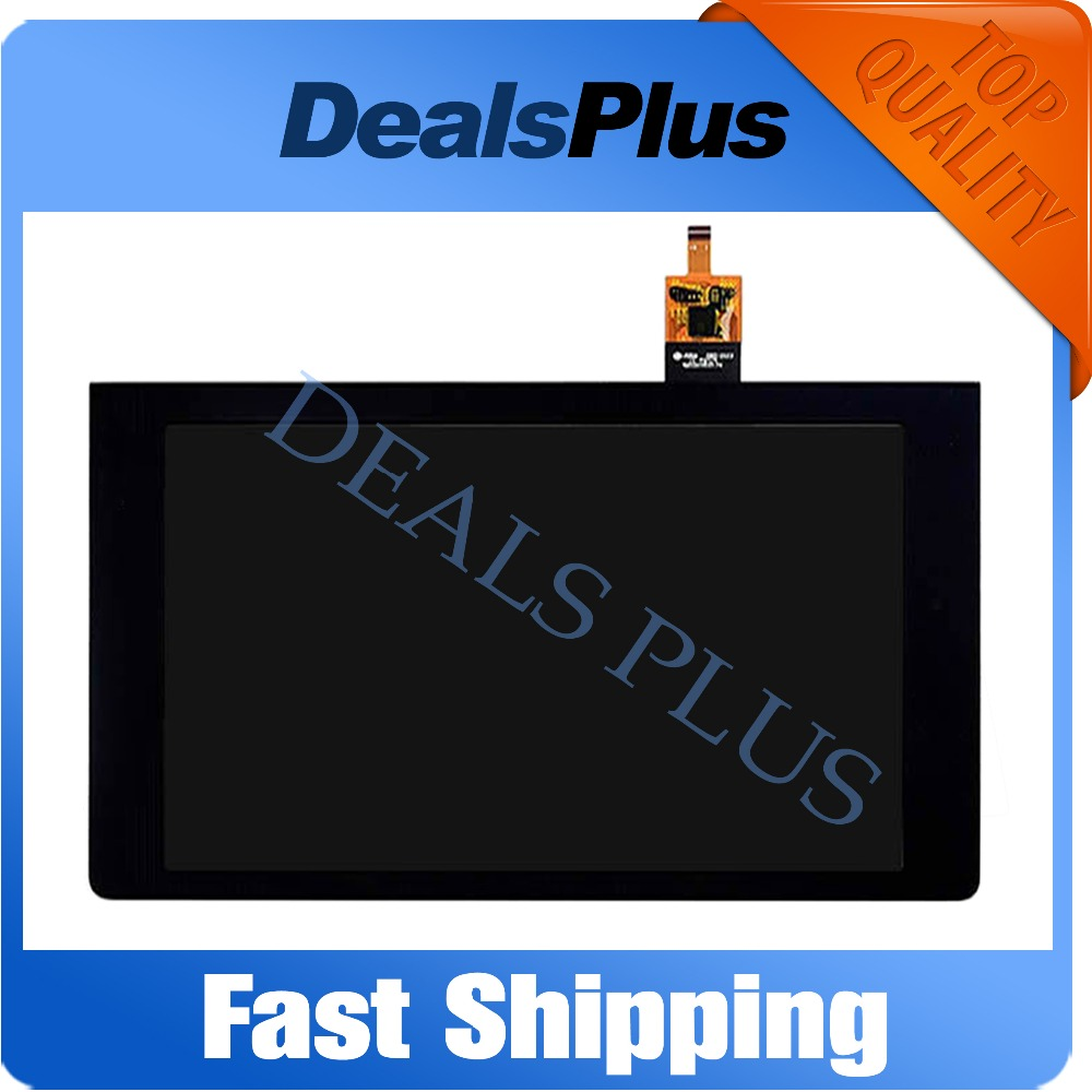 Replacement New LCD Display Touch Screen Assembly For Lenovo YOGA YT3-850M YT3-850F YT3-850 ZA09 8-inch Black Free Shipping high quality 5 3 for lenovo s898 s898t lcd display touch screen digitizer assembly replacement tools free shipping