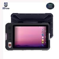 original P9000 Fingerprint Access Control Reader USB Tablet PC Android Rugged Terminal 8 inch Screen Waterproof PDA NFC RFID GPS