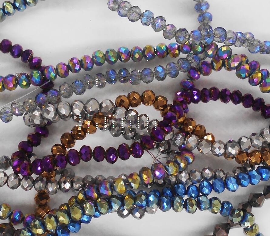 Mm Round Glass Beads