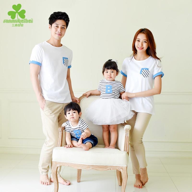 Aliexpresscom  Buy 2017 Korean Kids Dad Mom Son Daughter -9836