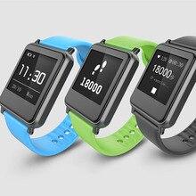 Original I7 Smart Uhr Smartwatch Armband Gesundheit Tragbare Geräte Herzfrequenz Fitness Tracker für IOS Android-Handy