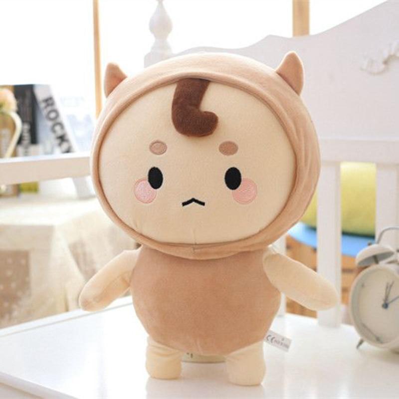 20-55cm Zoti Vetëm dhe Brilliant Korea Goblin Lodra prej pelushi - Lodra prej pelushi - Foto 2