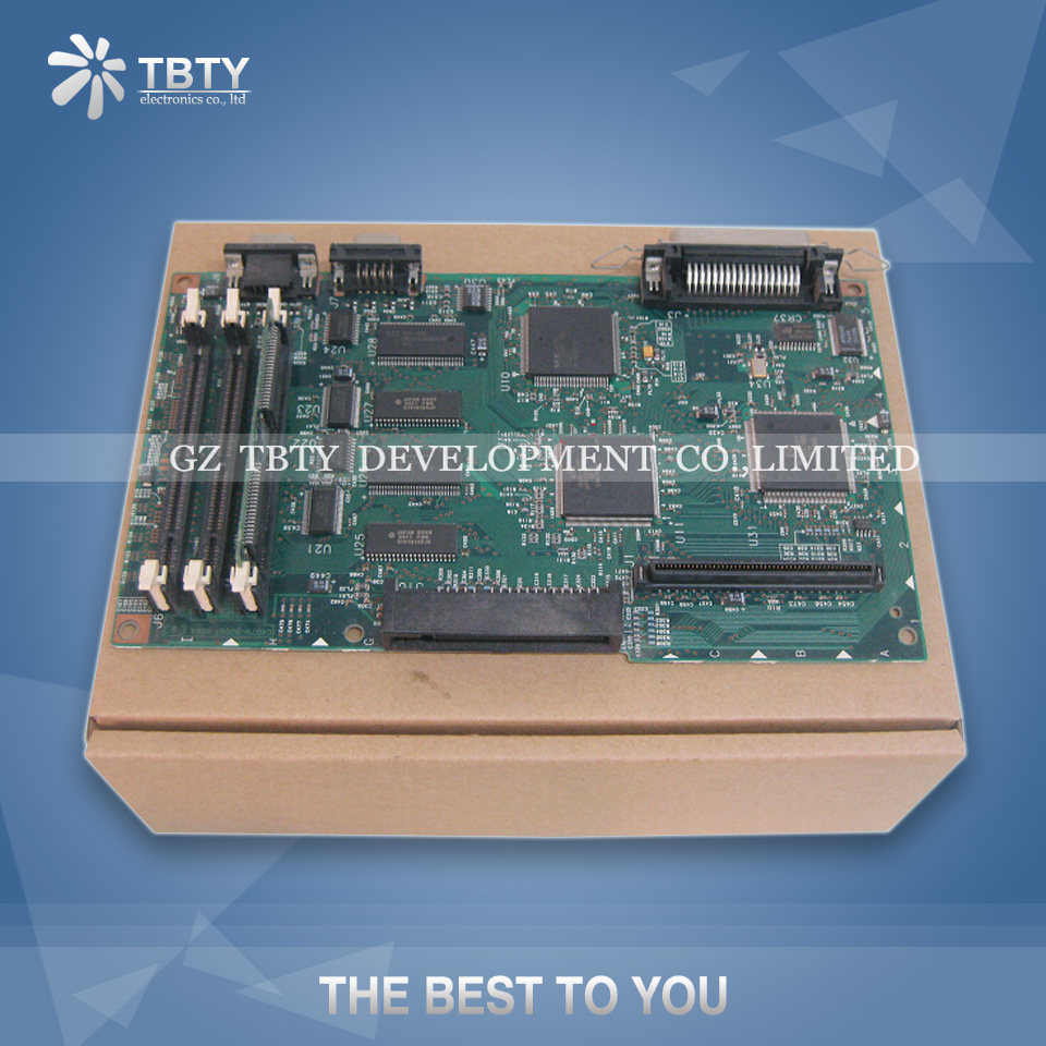 100% Guarantee Test Main Formatter Board For HP 4000 4050 C4079-60001 HP4000 Mainboard On Sale 100% guarantee main formatter board for hp designjet 120 110 100 mainboard free shipping on sale