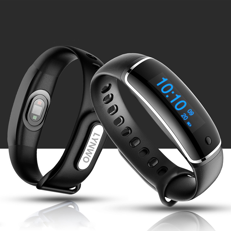 Smart Bracelet Dynamic Heart Rate Blood Pressure Monitor Sleep Tracker Call SMS Reminder IP67 Waterproof Smart Watch wireless service call bell system popular in restaurant ce passed 433 92mhz full equipment watch pager 1 watch 7 call button