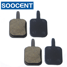2 pairs (4pcs) Bike MTB Disc Bicycle Brake Pads for ARTEK / ASSES Style Parts