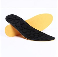 Silicone Insoles Massaging Sport Shoe Pads Orthotic Arch Sport Shoe Foot Care Pad High Quality Gel Insoles m08