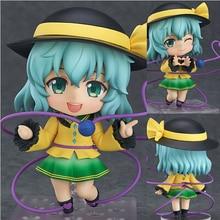 NEW hot 10cm TouHou Project Komeiji Koishi action figure toys collection Christmas gift