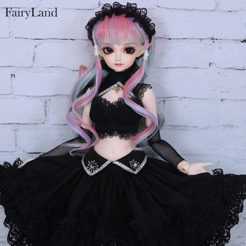 BJD SD Doll Fairyland Minifee Eliya 1 4 High Quality Silicone Resin Birthday Xmas Best Gifts