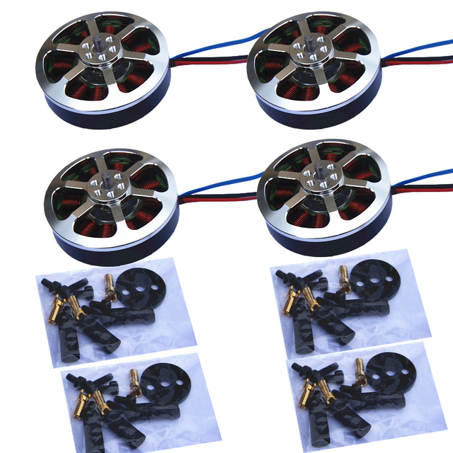 5008 disc aerial model aircraft brushless motor plant protection agriculture drones multi axis brushless motors