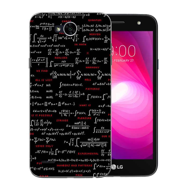 Per LG X power 2 K10 Custodie Variopinta Della Copertura Del Silicone di Potere Del Modello Tpu Sacchetti Del Telefono Mobile per per LG k10 k 10 Caso di Alimentazione