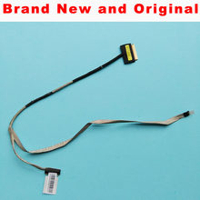 New Original LCD video cable For MSI MS-16J2 GE62 2QC 2QD laptop LCD LVDS LED cable MS16J1 EDP CABLE 30PIN K1N-3040035-H39(China)
