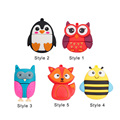 Cartoon Animal usb flash drive Five Styles 32gb pen drive 64gb pendrive 16gb 8gb 4gb Usb 2.0 flash card cartoon memory stisk