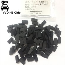 10pcs/lot 46 Chip for Xhorse VVDI VVDI2 Key Master Car Key Copy ID46 Chip VVDI Auto Key Programmer 46 Chip free shipping free shipping 10pcs tea1611t lcd management chip