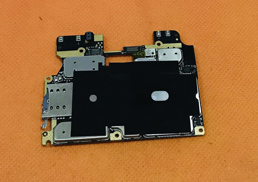 Image 2 - オリジナルマザーボード 6 グラム RAM   128 グラム ROM のマザーボード UMIDIGI Z2 プロエリオ P60  オクタコア送料無料    グループ上の 携帯電話