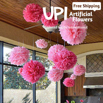 1 piecelot 8inch20cm handmade tissue paper flowers ball 20 colors 1 piecelot 8inch20cm handmade tissue paper flowers ball 20 colors paper pom poms for wedding home decoration wholesale in artificial dried flowers mightylinksfo