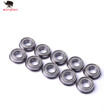 SUNPION 3d printer accessories 10pcs/lot F688ZZ FlangedDeep Groove Ball Bearings 8x 16 x 5mm for 3D printer 10pcs f625 2z f625zz f625zz f625 zz flanged flange deep groove ball bearings 5 x 16 x 5mm free shipping for 3d printer