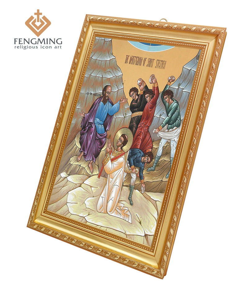Byzantine jewelry trendy plastic photo frames martydom of for Original photography for sale