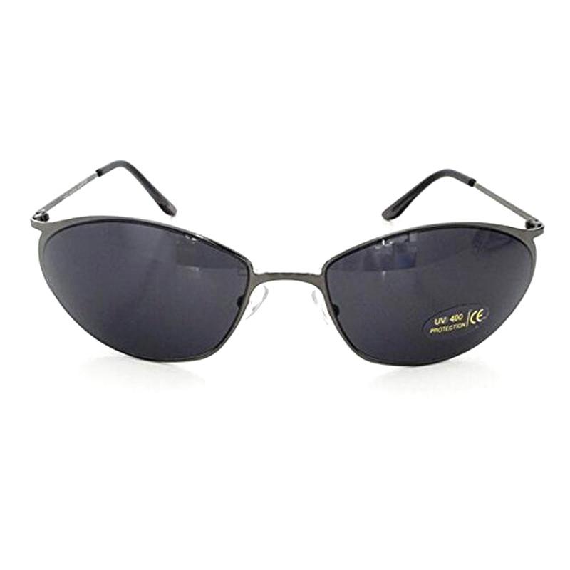 43640c05a04d7 Matrix Morpheus Óculos De Sol Filme homens Ultraleves Clássico Oval óculos  Gafas Lentes Oculos De Sol 2017 Novo em Óculos de sol de Acessórios de  vestuário ...
