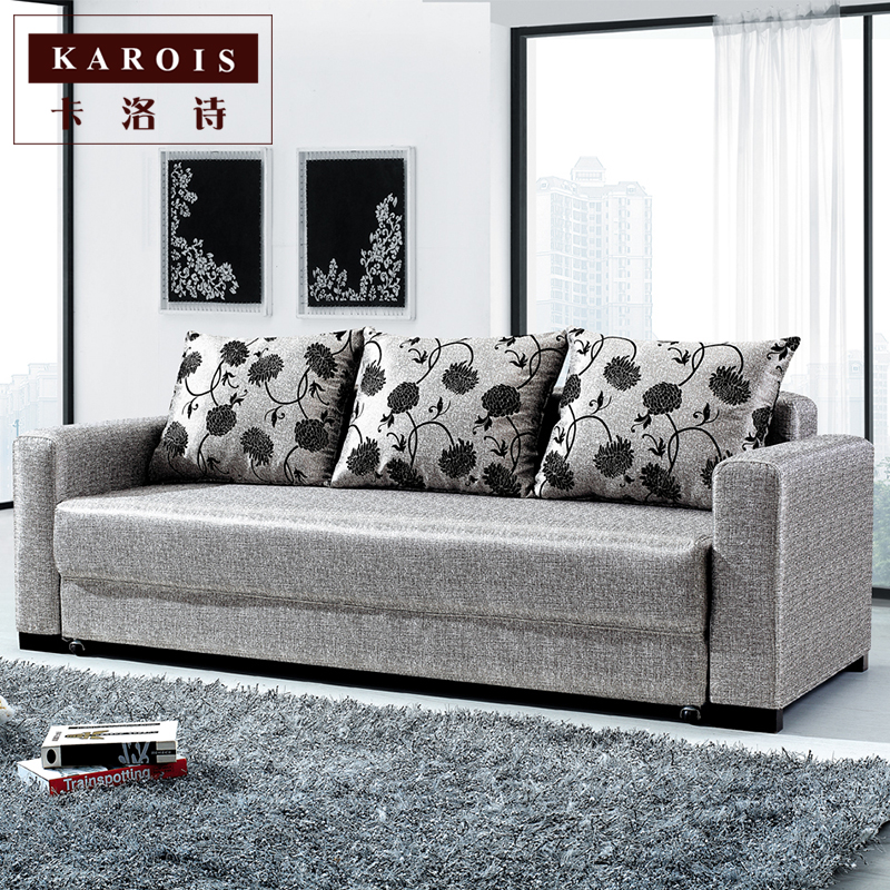 Modern living room multi-function easy removable and washable, can store double sofa bed dual бра easy living l бронза