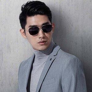 Image 2 - Youpin Ts Merk Sunglass Nylon Gepolariseerde Roestvrij Zon Lenzen Glasse Smart Retro Uv Proof Outdoor Reizen Voor Man Vrouwen h20