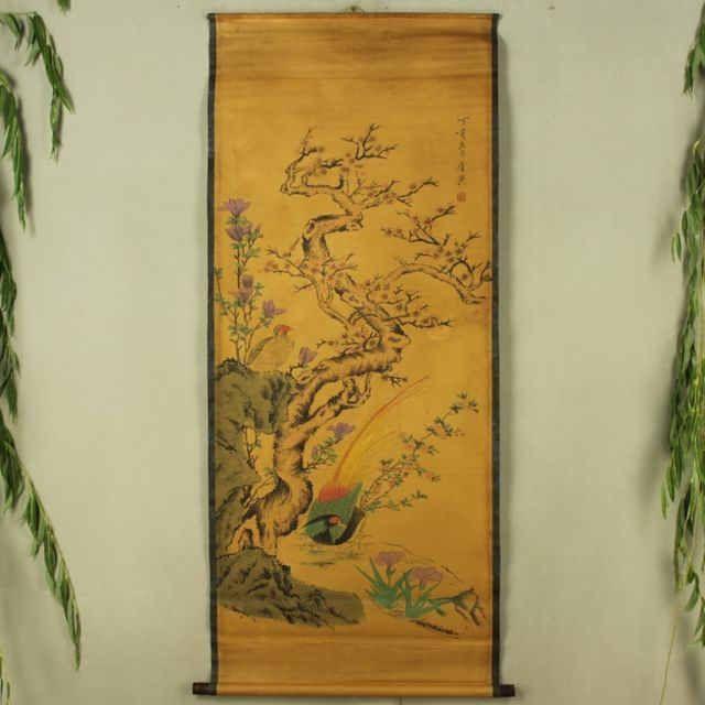 Chine Antique collection le diagramme de Caragana