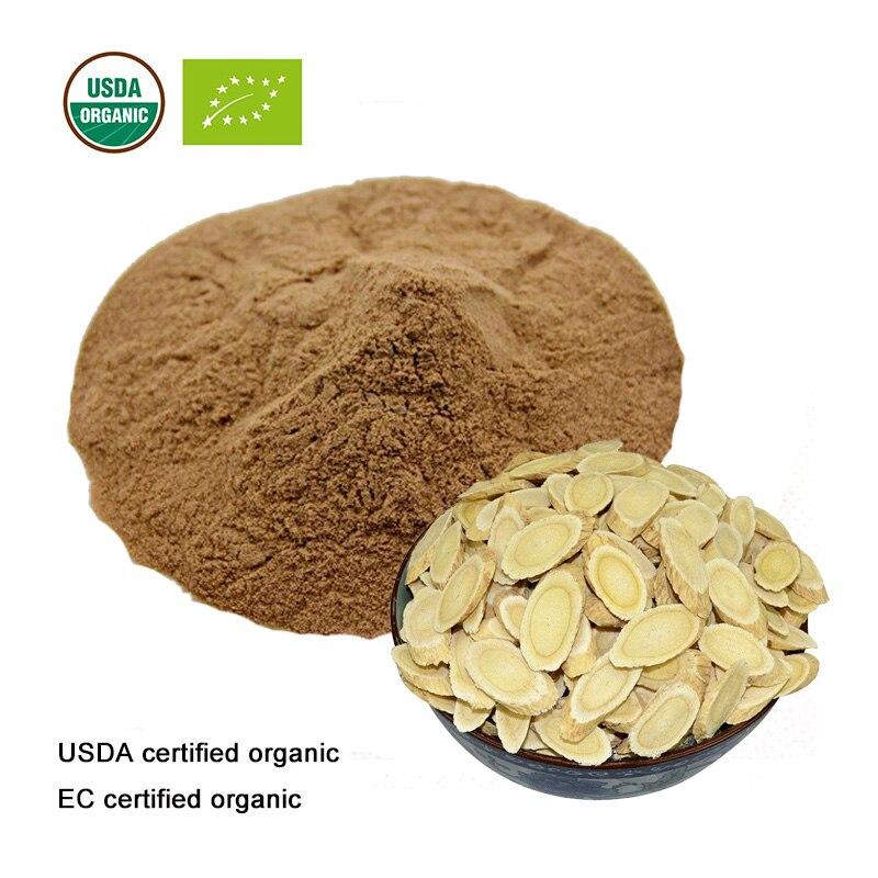 Schlankheits-cremes Usda Und Eg Zertifiziert Organischen Astragalus Wurzel Extrakt 10:1 Astragaloside Iv Astragalus Polysaccharide Fest In Der Struktur