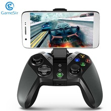 Original GameSir G4s Bluetooth Gamepad Wireless Controller for Android Phone Tablet Android TV/Sumsung Gear VR/Play Station3