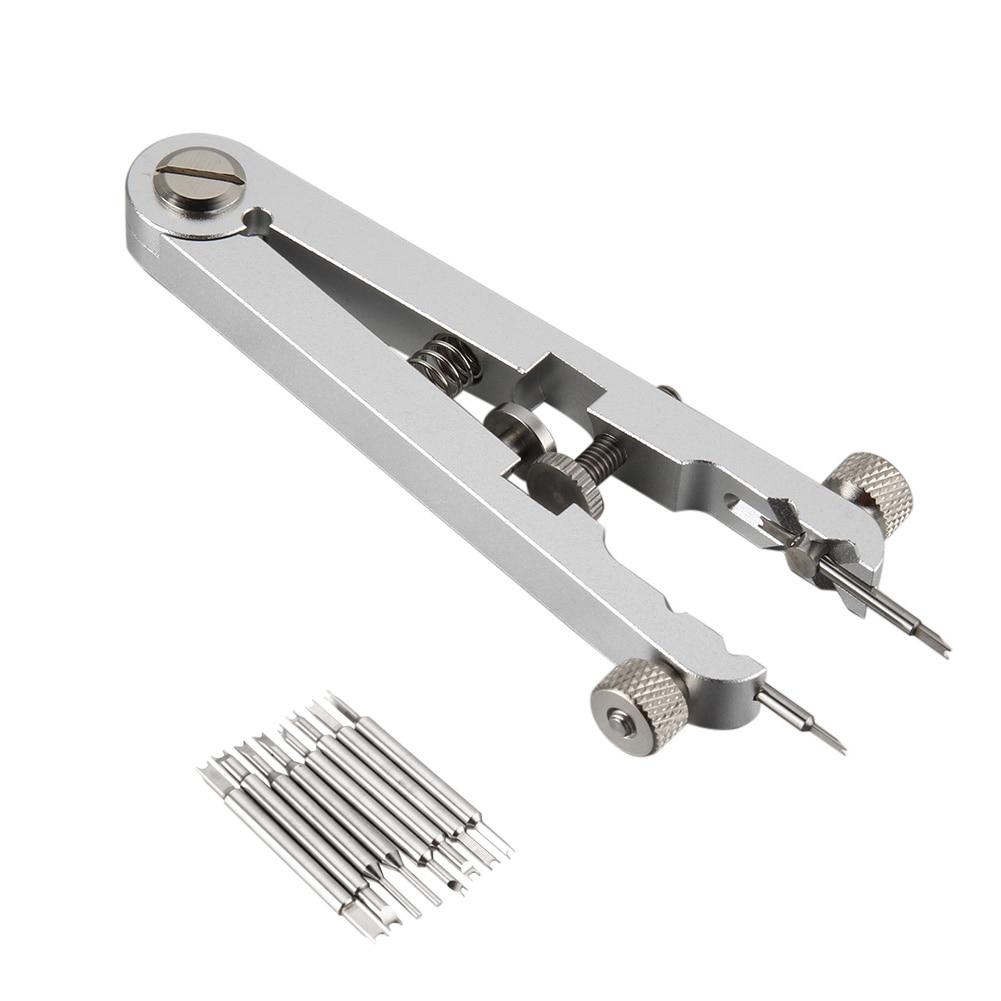 Watch Bracelet Spring Bar Standard Plier Remover Replace Removing Tool Tweezer Kit LO88Watch Bracelet Spring Bar Standard Plier Remover Replace Removing Tool Tweezer Kit LO88