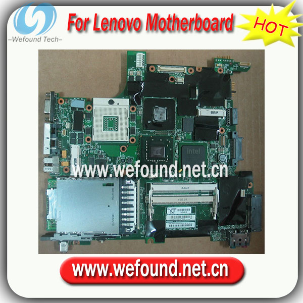 ФОТО 100% Working Laptop Motherboard For lenovo R61 Series Mainboard, System Board