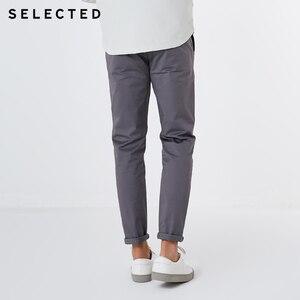 Image 3 - נבחר סתיו חדש גברים של מיקרו פצצה טהור צבע, גוף לשטוף, מכנסי קזואל S