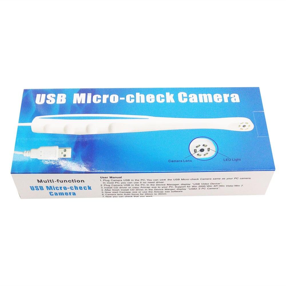 Intraoral Oral Dental Camera dengan 6 lampu led - tahan air USB - Kebersihan mulut - Foto 4