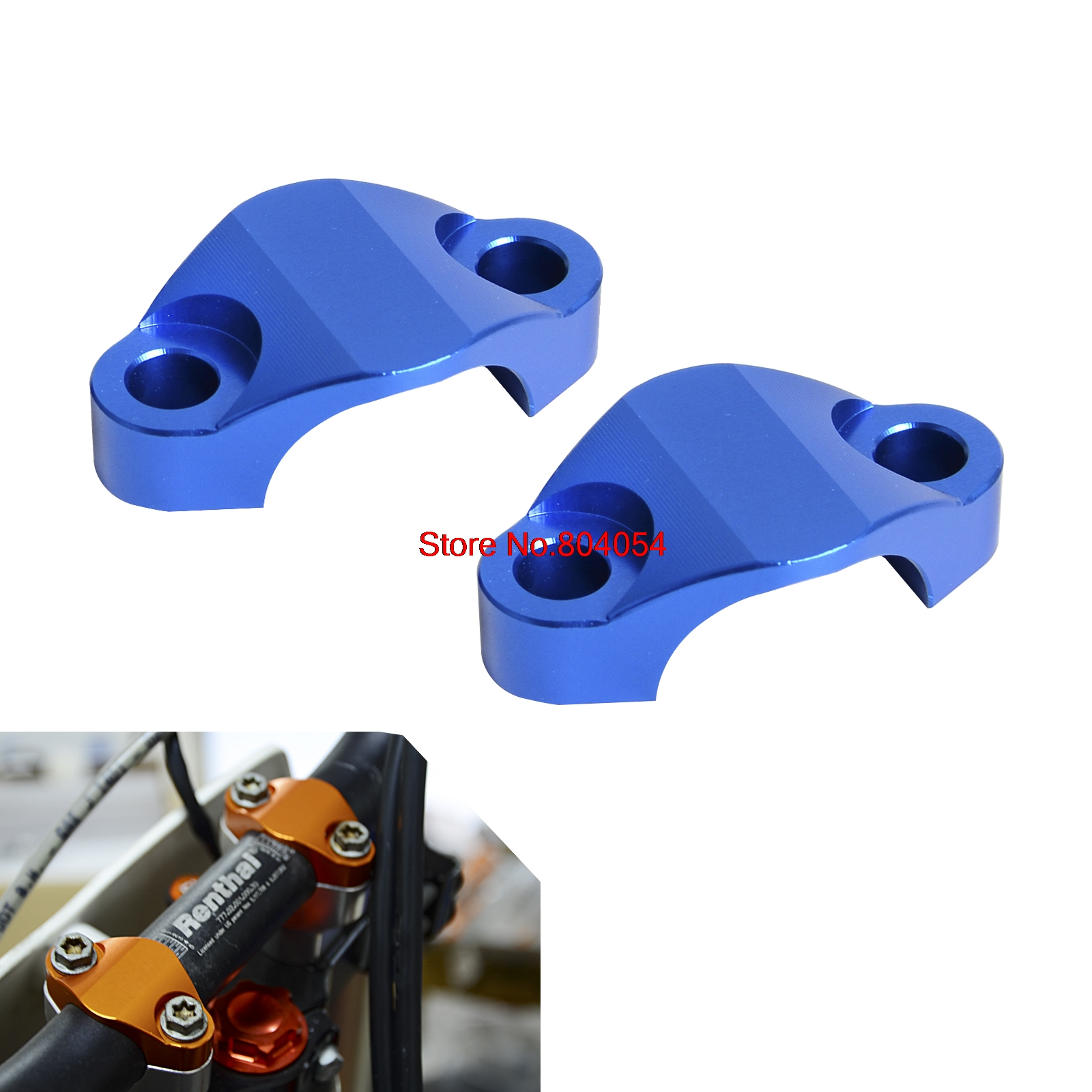 28mm CNC Billet Handlebar Clamp For KTM 85 105 125 150 200 250 300 350 400 450 500 525 530 Freeride SX XC EXC SXF XCF XCW SMR orange cnc billet factory oil filter cover for ktm sx exc xc f xcf w 250 400 450 520 525 540 950 990
