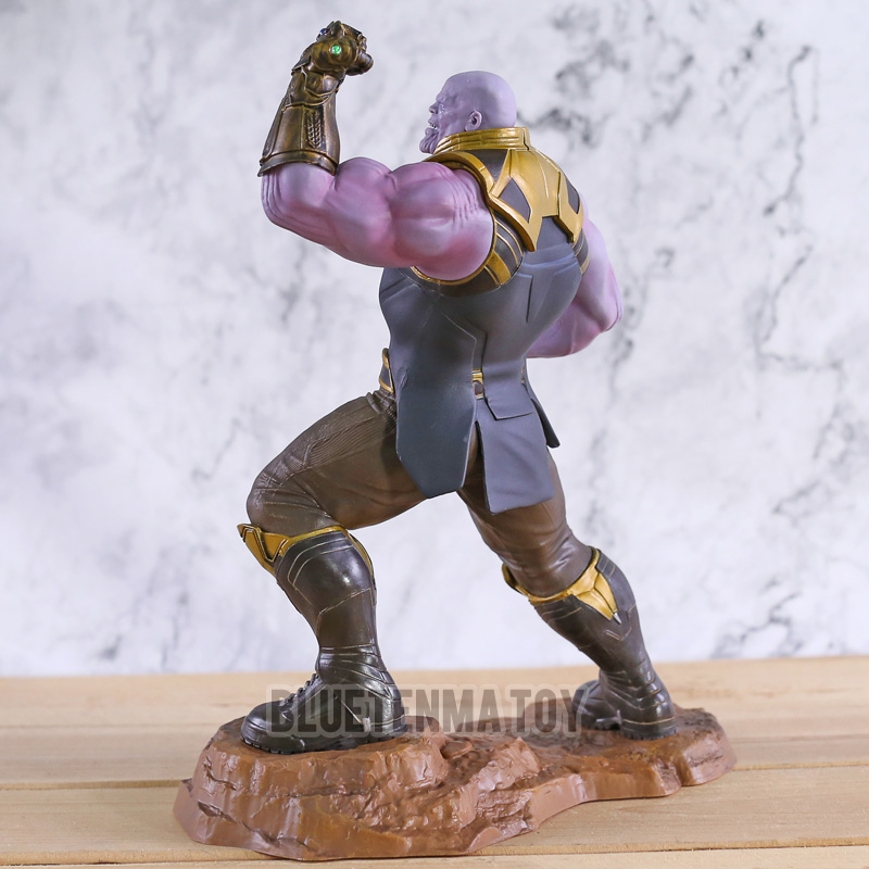 Marvel Avengers Infinity War Thanos Action Figure Movable Model Statue Toy Gift