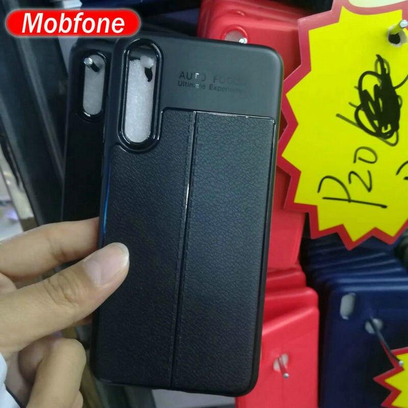 Новые НСРБ кожа ТПУ Мягкая задняя крышка для huawei P20/P20 Lite/P20 Pro Ультра тонкий чехол в наличии телефон Fundas Shell