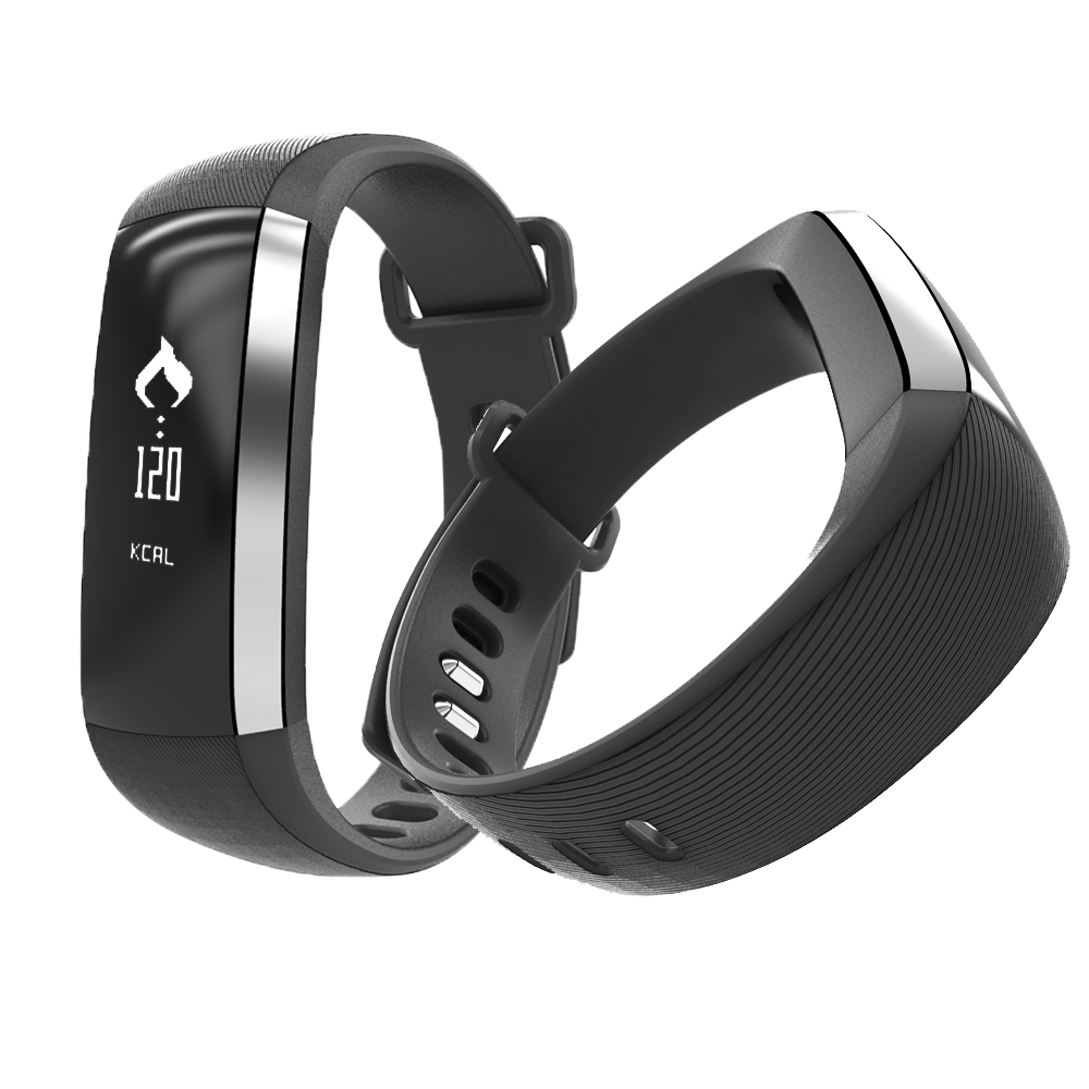 watches smart fitness sleep waterproof bracelet activity workout tracker with pp monitor step