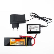 Zop Puissance 11.1 V 4200 mAh avec L'UE plug chargeur 3 S 35C LiPo batterie XT60 ou T plug Pour RC Hélicoptère Avion bateau de voiture en gros