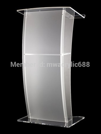 Free Shipping High Quality Price Reasonable CleanAcrylic Podium Pulpit Lectern podium anais gillian комбинация