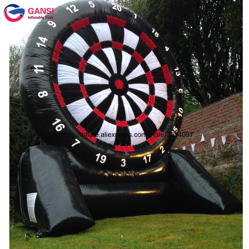 inflatable soccer dart66