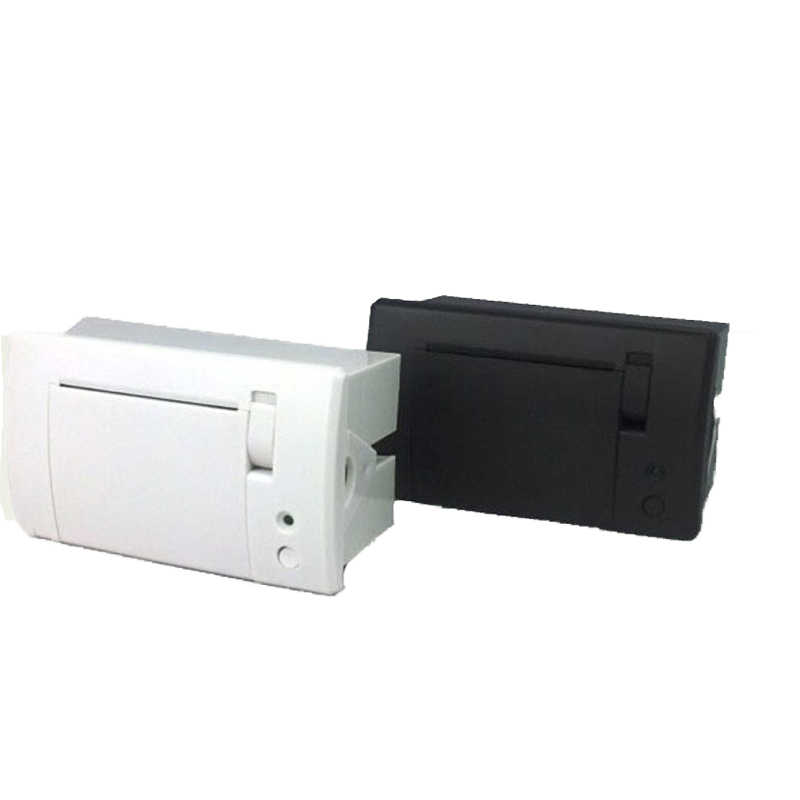 58 Mm Modul TTL Serial Port Tertanam Panel Terminal Printer Penerimaan Termal untuk ATM Cetak untuk Bank Auto Mesin 12V