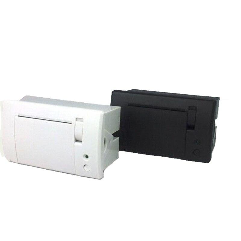 58mm modul ttl serielle Port Embedded Panel terminal Thermische Empfang Drucker für atm druck für bank auto maschine mini 12V