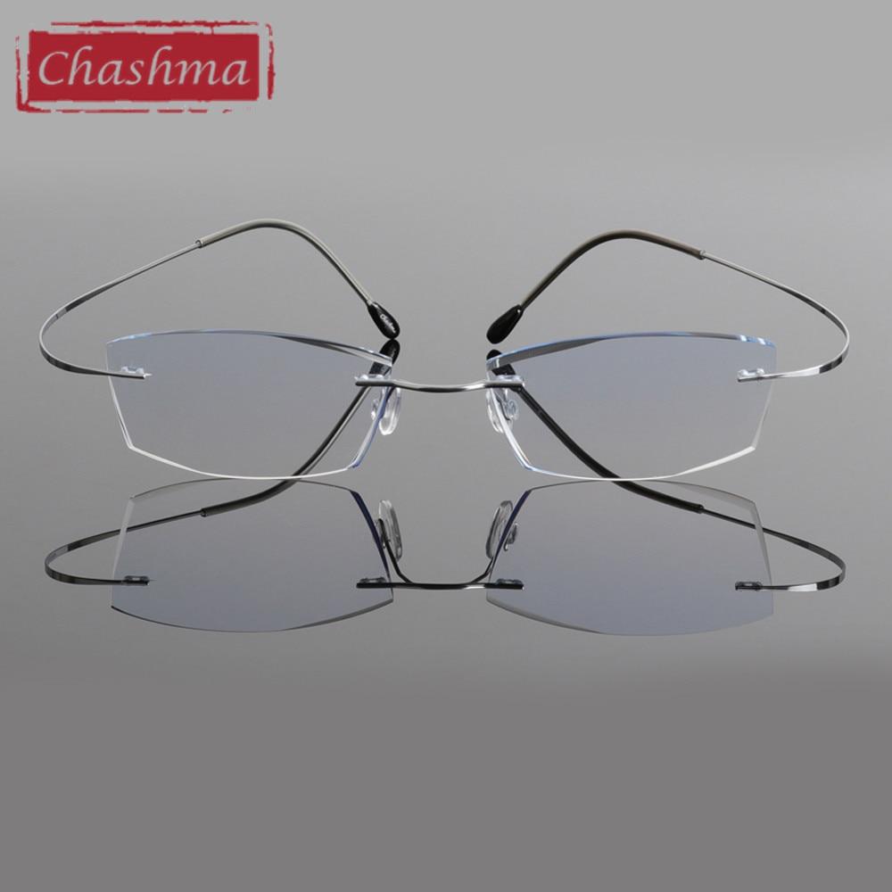 Chashma бренді B Titanium Ultra Light Tint Glass Ерлерге - Киімге арналған аксессуарлар - фото 3