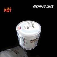 500 M бренд GOAL Япония Tresse 100% нейлоновая рыболовная леска фторуглеродная * эссе поводки для лески tresse