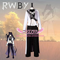 2017 RWBY Black Trailer Blake Cosplay Costume Girl Party Dress For For Halloween Carnival Party Custom Made Cosplay