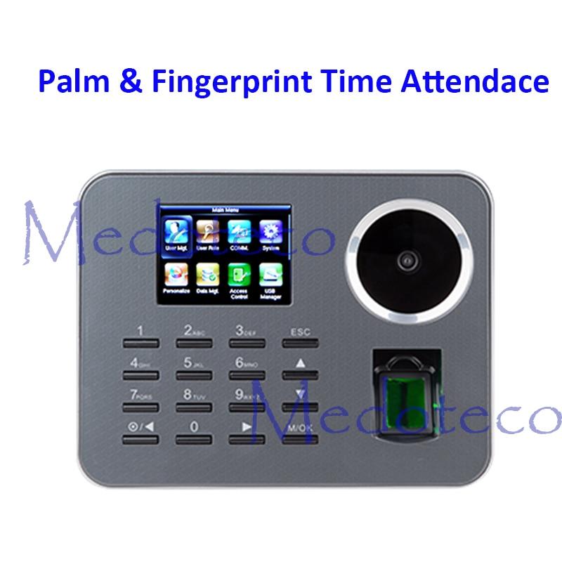 New Iclock360-P Biometric Palme Time Attendance BioID Fingerprint Electronic Time Recording
