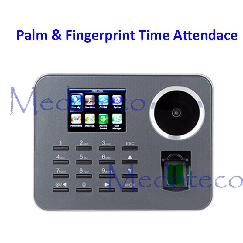New Iclock360 P Biometric Palme Time Attendance BioID Fingerprint Electronic Time Recording