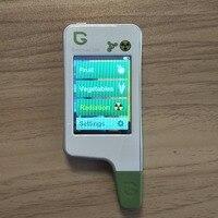 Greentest 3 эко фрукты и овощи + излучения еда Детская безопасность тестер детектор нитратов мониторы