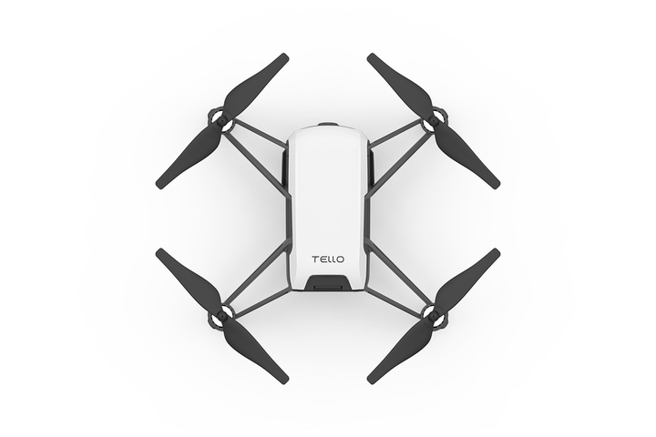 In Stock! DJI Tello drone Perform flying stunts, shoot quick videos with EZ Shots and learn about drones with coding education